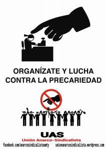 no precariedad-uas-cartel1
